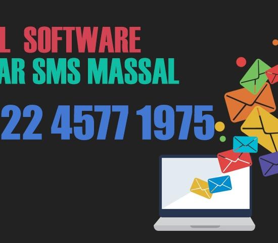 software kirim sms dari pc