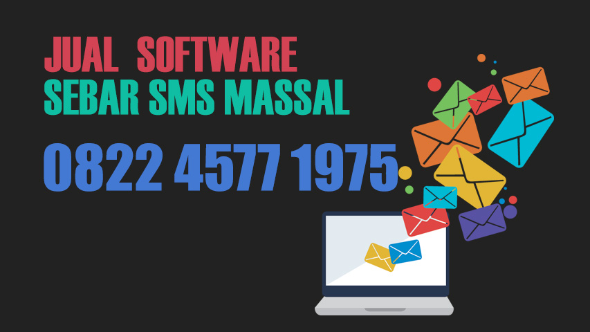 jual software sms broadcast